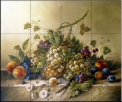 Fruit Bouquet II    - Tile Mural