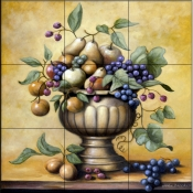 Fruit Bowl    - Tile Mural