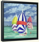Spinnaker 2   -Canvas Art Print