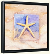 Summer Starfish   -Canvas Art Print