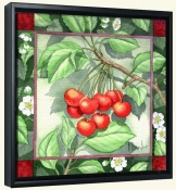 Cherries   -Canvas Art Print