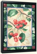 Florence Cherries   -Canvas Art Print
