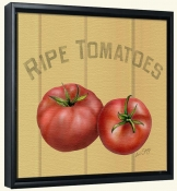 LS-Ripe Tomatoes  -Canvas Art Print