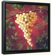 Sicilian Grapes III   -Canvas Art Print