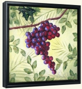 Sunshine Grapes I   -Canvas Art Print