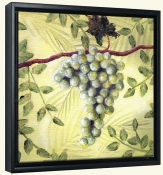 Sunshine Grapes II   -Canvas Art Print