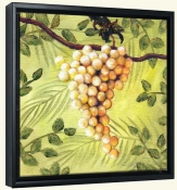 Sunshine Grapes IV   -Canvas Art Print