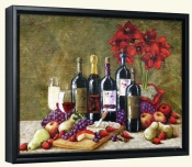 Bountiful Elegance   -Canvas Art Print