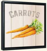 LS-Carrots  -Canvas Art Print