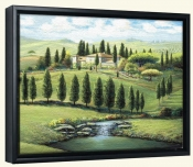 Gamberaia Creek   -Canvas Art Print