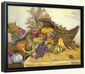 Cornucopia 1   -Canvas Art Print