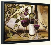 Ripe From The Vine   -Canvas Art Print