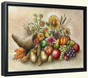 Cornucopia   -Canvas Art Print