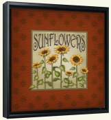 Sunflowers 1  -Canvas Art Print