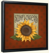 Sunflowers 2  -Canvas Art Print
