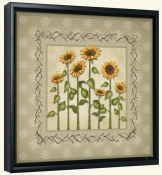 Sunflowers 3  -Canvas Art Print