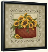 Sunflowers 4  -Canvas Art Print