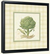 CA-Artichoke  -Canvas Art Print