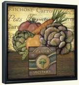 Poster Legumes  -Canvas Art Print