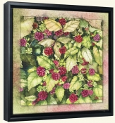 Blackberries  -Canvas Art Print