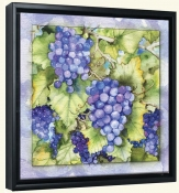 Grapes 1 -Canvas Art Print