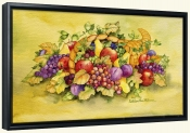 Cornucopia 2 -Canvas Art Print