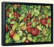 Tomatoes 3 -Canvas Art Print