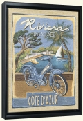 CA-Riviera  -Canvas Art Print