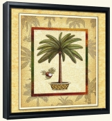 Palm Tree 1  -Canvas Art Print