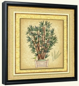Bamboo  -Canvas Art Print