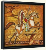 Southwest Horse 1  -Canvas Art Print