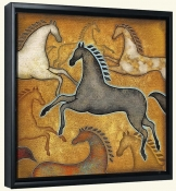 Southwest Horse 3  -Canvas Art Print