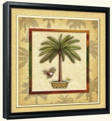 Coconut Palm 2  -Canvas Art Print
