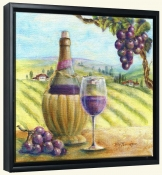 Chianti -Canvas Art Print