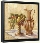 Fruit with Pitcher -Canvas Art Print