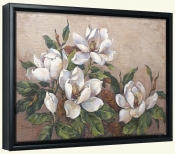 BM-Magnolia Inspiration -Canvas Art Print