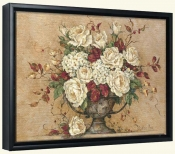 BM-Autumn Rose -Canvas Art Print