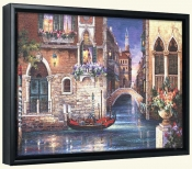 JL-Streets of Venice I -Canvas Art Print