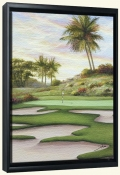 SB-Number 8 Bunkers at Emerald -Canvas Art Print