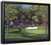 SB-Augusta 13th Azalea -Canvas Art Print