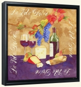 LW-La Vita Dolce -Canvas Art Print