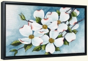 Dogwood   -Canvas Art Print