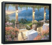TC-Amalfi Holiday II -Canvas Art Print