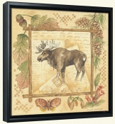 AP-Moose -Canvas Art Print