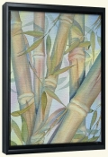 Bamboo II   -Canvas Art Print