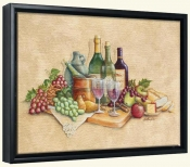 Wine Time-RB-Canvas Art Print