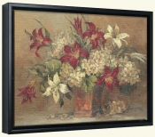Autumn Lilies-BM-Canvas Art Print