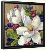 Magnolia-BM-Canvas Art Print