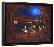 Evening Serenity-JH-Canvas Art Print