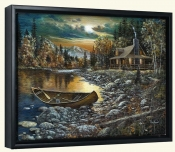 High Country Retreat I-JH-Canvas Art Print